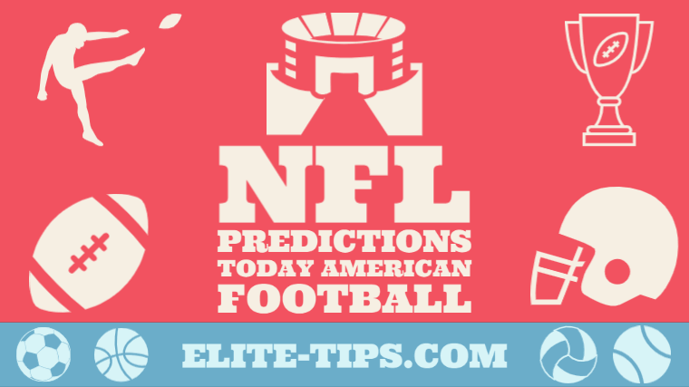 NFL Predictions Today American Football